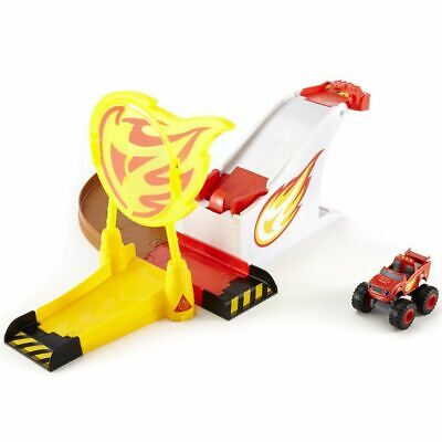 Blaze and Monster Machines Circuit de course de jeu pour enfants DGK55