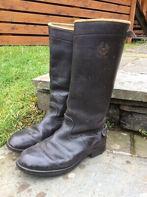 06b043688c BELSTAFF ENDURANCE MOTORCYCLE Boots - Brown (UK size 8) - original ...