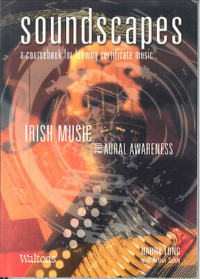 SOUNDSCAPES  Irish Music & Aural Awareness Book only