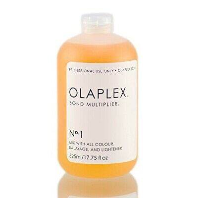 OLAPLEX SALON STEP NO 1 BOND MULTIPLIER - 17.75 oz / 525 ml SEALED