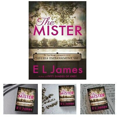 The Mister (Paperback) Book by E L James  2019 New  Release Bestseller