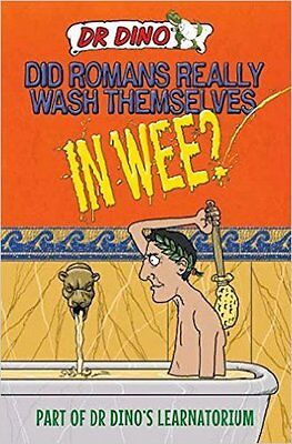 Dr Dino's Learnatorium __ Did Romans Really Wash Themselves In Wee? _ Shelf Wear