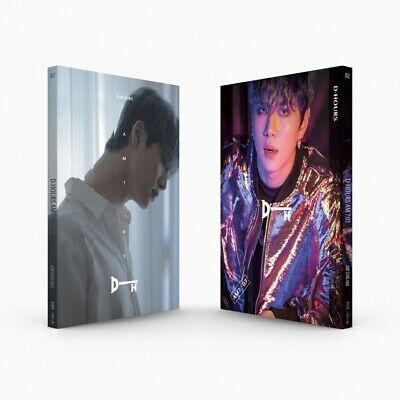 Kim Dong Han JBJ - D-HOURS AM 7:03 [2 Versions SET] CD+2Posters+Gift+Tracking no