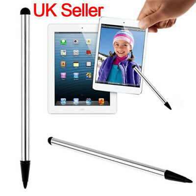 White Touch Screen Stylus Pens High Accuracy Capacitive for iPhone iPad Samsung