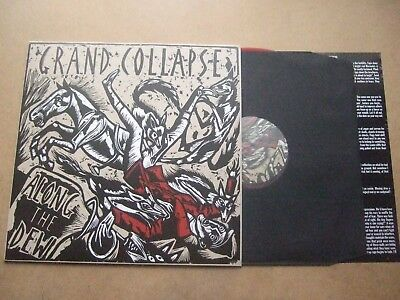 THE GRAND COLLAPSE along the dew LP Ruination rectify cowboy killers