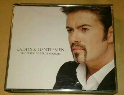 George Michael - Ladies & Gentlemen: The Best of 2CD Greatest Hits Collection