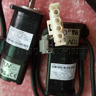 1PC Used Yaskawa servo motor SGMAH-01AAA61D-OY Tested In Good Condition