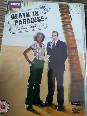 Death in paradise - The complete season series 1 (DVD) Box Set