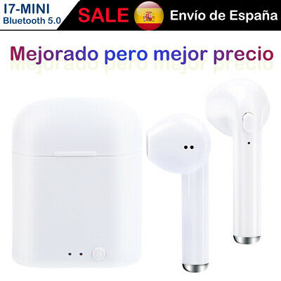I7S MINI Auriculares Bluetooth Inalambricos con caja de carga Headphone Headset