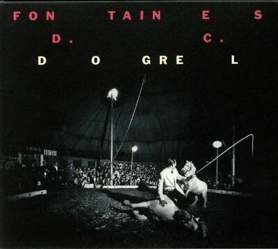FONTAINES DC - Dogrel - CD