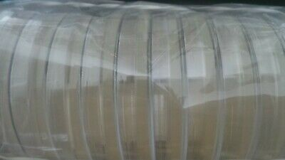 2x10 Nutrient Agar Petri Dishes (Sterile, Vacuum sealed & Ready-To-Use)