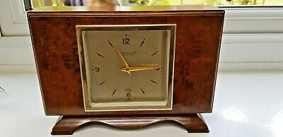 Art Deco Mantel Clock Made by Elliot of London