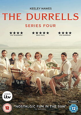 The Durrells Series 4 [New DVD]
