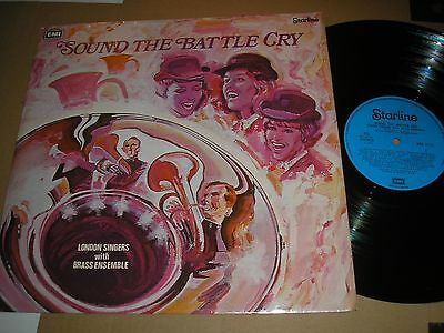 Christian Religion-Sound The Battle Cry Salvation Army London Singers Starline