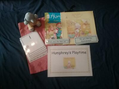 Humphrey by Sally Hunter, Story Resources Books & Sack EYFS/ KS1