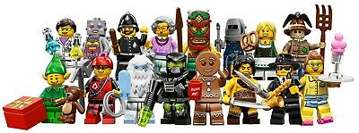 Lego Minifigures Serie 11 - 71002 - Figurines neuves au choix / New choose one