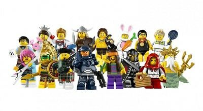 Lego Minifigures Serie 7 - 8831 - Figurines neuves au choix / New choose one