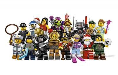 Lego Minifigures Serie 8 - 8833 - Figurines neuves au choix / New choose one