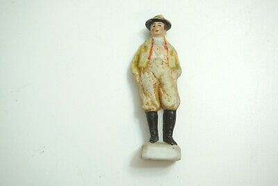 Antique / Vintage Miniature Bisque Figurine From Germany That Measures 3.25""