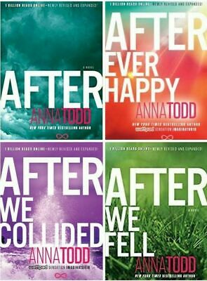 After Series by Anna Todd  (1-7)