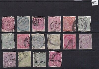 Jamaica  Used Stamps  R3246