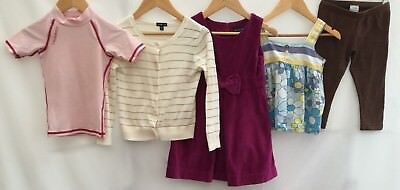 Girls Bundle Of Clothing 3-4 Mini Boden <H2059
