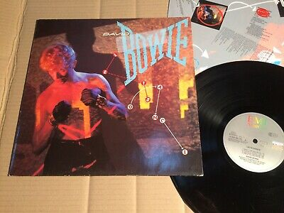 David Bowie - Let's Dance - Lp - 1C 064-400 165 - Germany 1983 - Ois