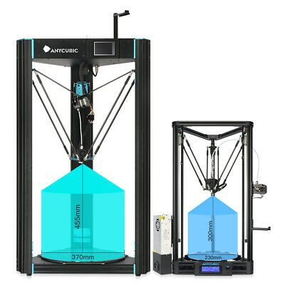 ANYCUBIC 3D PRINTER Auto-Level Kossel Plus Linear Guide DIY Kit