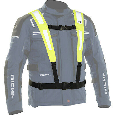Richa Safety Belt Motorcycle Vest Motorbike Protection Thinsulate GhostBikes