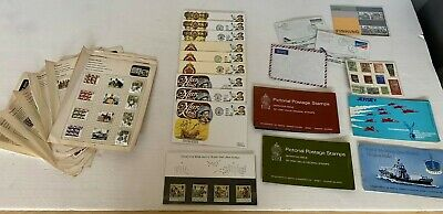 JOB LOT Worldwide STAMP/PHILATELIC Collection Mint + Used On + Off Paper