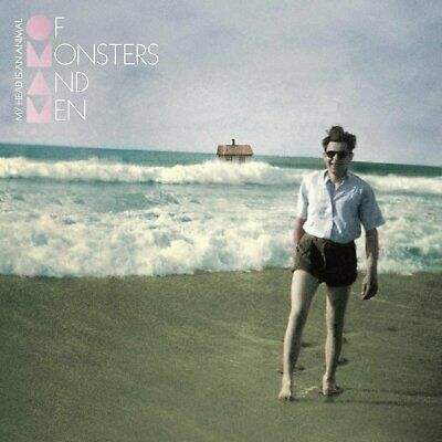 Of Monsters And Men - My Head Is An Animal CD 2012 Very Good Condition