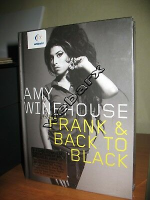 Amy Winehouse Frank & Back To Black 4 Cd Deluxe Nuovo Sigillato