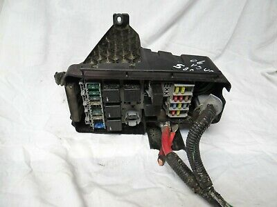 volvo s60 s80 fuse box relay junction block panel 05 06 07 2005 2006 2007