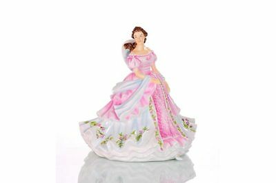 """The English Ladies Co 4 Seasons Summer Bouquet Doll Figure Boxed  8"""""""