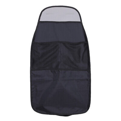 Car Seat Back Scuff Dirt Protector Cover for Children Baby Kick  Mat WT7n
