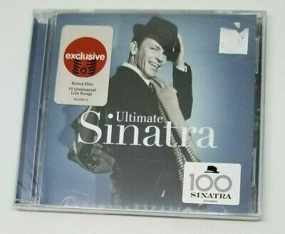 Ultimate Frank Sinatra NEW Exclusive Limited Deluxe Edition 2 CD Set