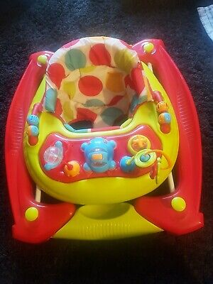 Baby walker for learning and lots of fun!In decent condition and great price.