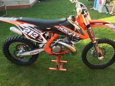 KTM 250 SX 2018 Well maintained Ready to ride!!