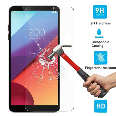 2.5D Ultra-Thin Premium Tempered Glass Film Screen Protector Saver Shield For LG