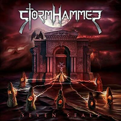 STORMHAMMER  Seven Seals (Digipak) ( Neues Album 2019 ) CD  NEU & OVP 24.05.2019