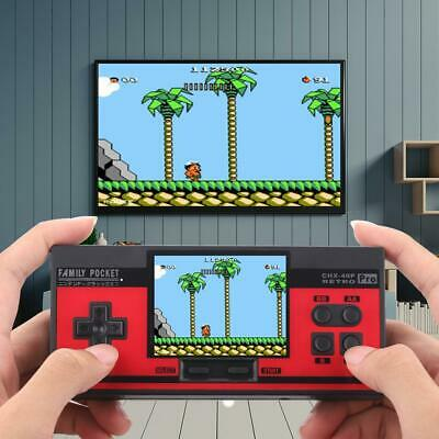Retro Mini Portable Handheld Game Console 3.0'' Game Player Built-in 348 Games