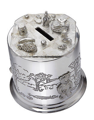 Wentworth Pewter - Pewter Teddy Bears Picnic Money box