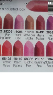 Avon Perfectly Matte Lipstick Brand New Sealed Ideal Lilac