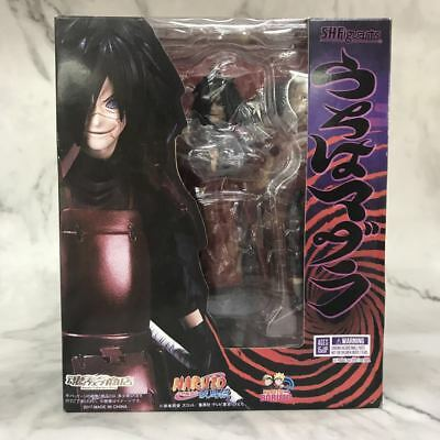 S H Figuarts NARUTO Shippuden Madara Uchiha Action Figure Toy Gift New In Box