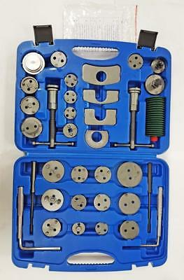 35pc Brake Piston Caliper Rewind Car Garage Tool Kit Wind Back Left and Right