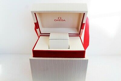 original omega watch box/ scatola porta orologi originale omega