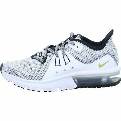 the best attitude 99802 d9144 NIKE Kid s Air Max Sequent 3 GS, Black Black-White, Youth Size