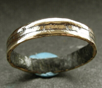 Ancient Celtic Bronze Ring - Uk Find Brigantes Tribe?