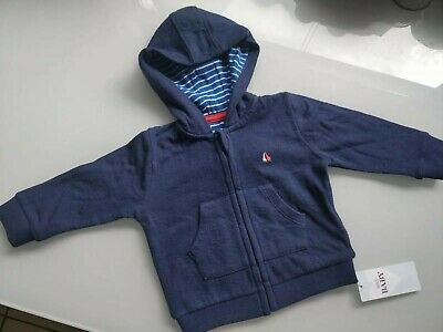 Baby Boy M&S Hoodie/Jacket - BNWT-SPRING/SUMMER/HOLIDAY