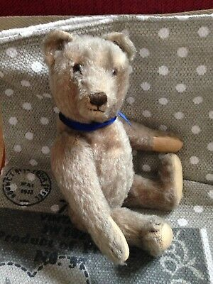 Alter STEIFF Teddybär -Old Teddy Bear - Vintage - Antique Teddybaer - 33cm Antik